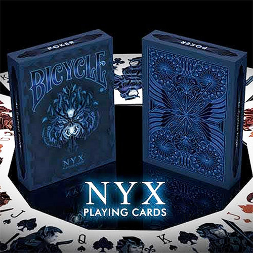 *Bicycle - NYX Playing Cards