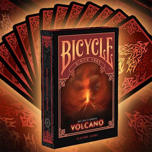 *Bicycle - Natural Disasters - Volcano