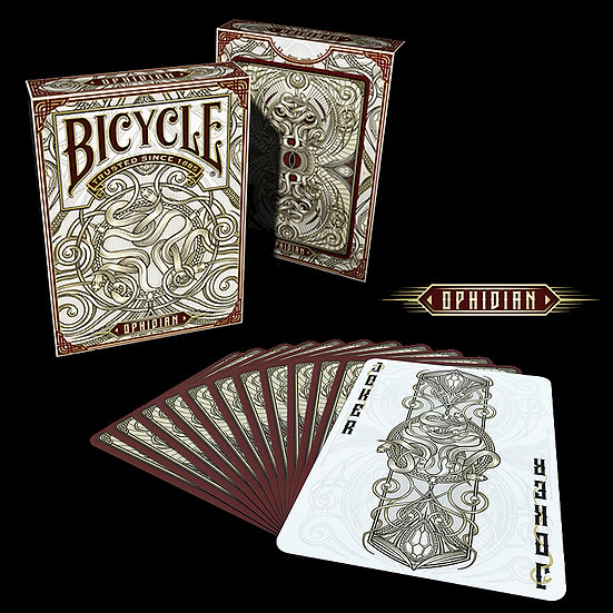 *Bicycle - Ophidian Playing Cards
