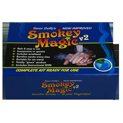 Smokey Magic Version 2 by Trevor Duffy