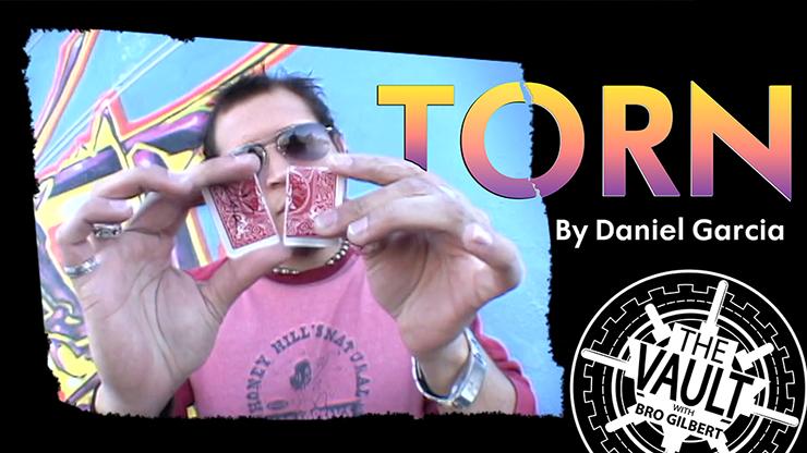 The Vault - Torn-Daniel Garcia video