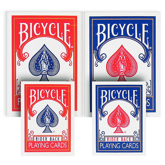 Bicycle - Mini Playing Cards