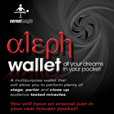 Aleph Wallet by Vernet Magic