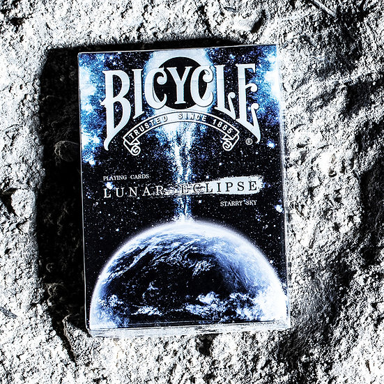 *Bicycle - Lunar Eclipse Playing Cards
