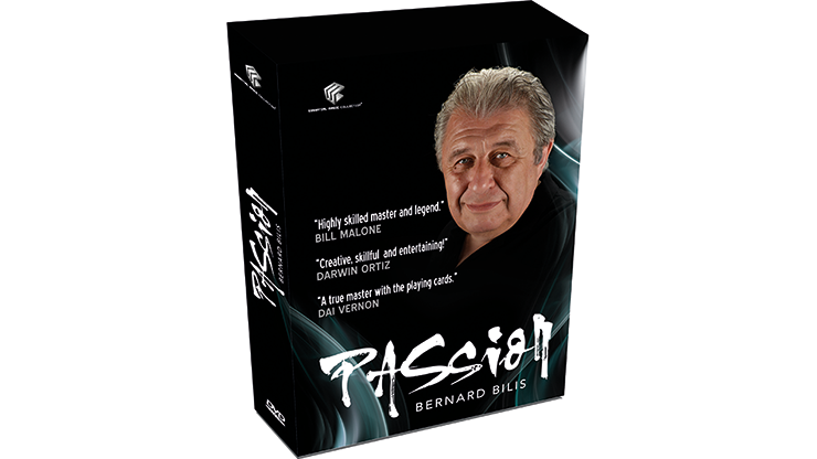 Passion (4 DVD Set) by Bernard Bilis & Luis De Matos