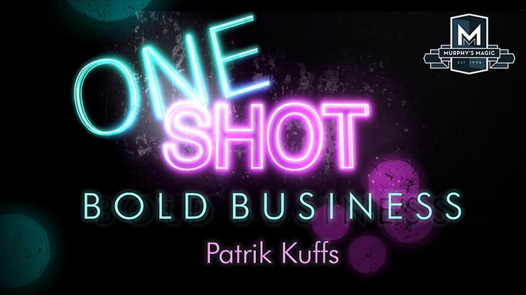 MMS ONE SHOT - BOLD BUSINESS-Patrik Kuffs video