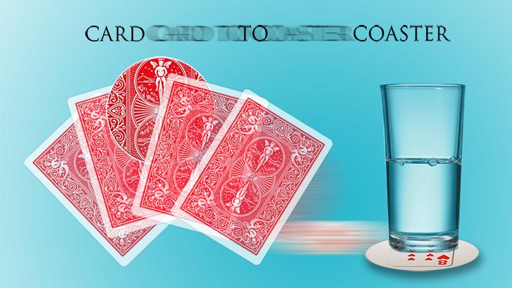 Coaster Card-Chris Randall video