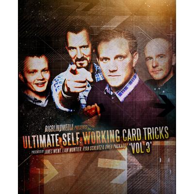 Ultimate Self Working Card Tricks Volume 3-Big Blind Media video