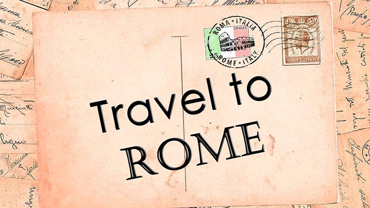 Travel to Rome-Sandro Loporcaro (Amazo) video