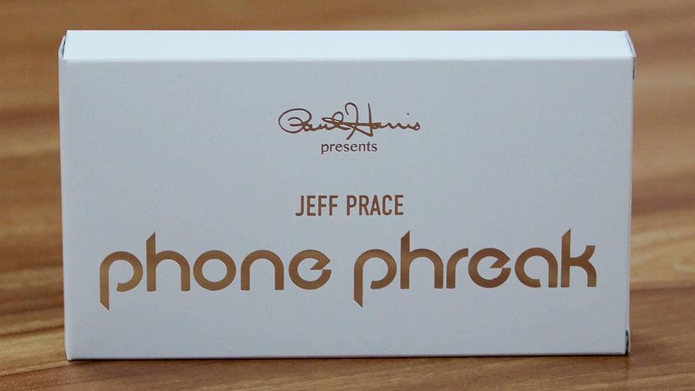 *Phone Phreak (iPhone 5) by Jeff Prace & Paul Harris