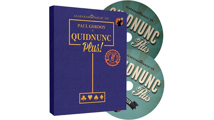 *Quidnunc Plus! by Paul Gordon