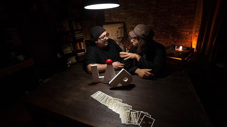 LAP by Juan Tamariz, Yann Frisch & Dani DaOrtiz