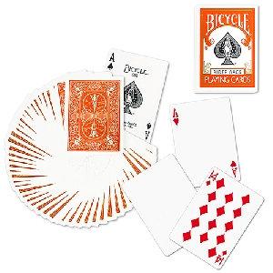 *Bicycle - Poker Deck - Orange back