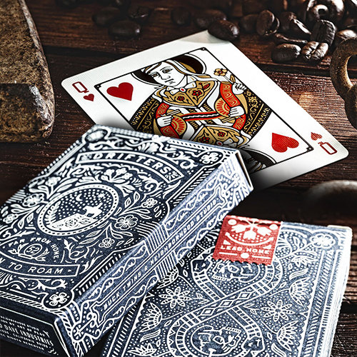 *Drifters Playing Cards
