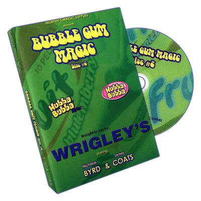 Bubble Gum Magic by James Coats & Nicholas Byrd - Volume 2