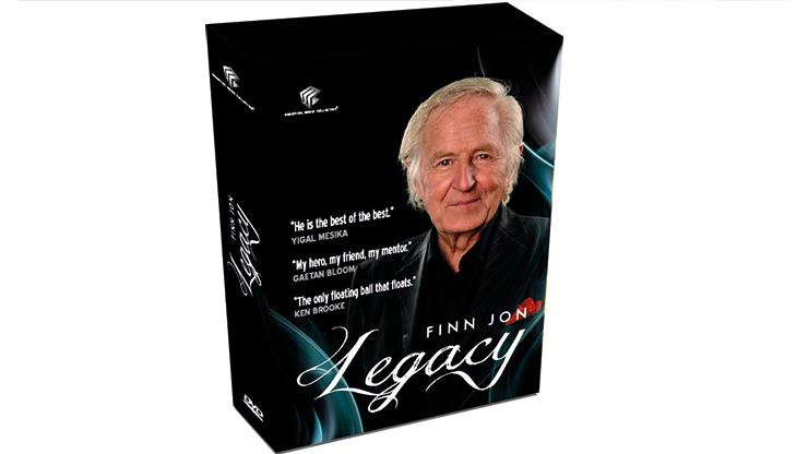 Legacy by Finn Jon & Luis de Matos