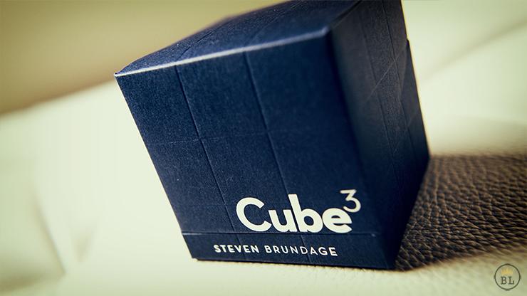 *Cube 3 By Steven Brundage