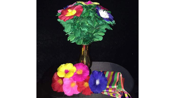 Blooming Flower Vase by JL Magic