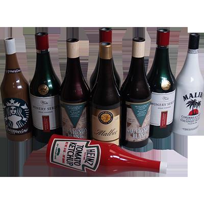 Multiplying Bottles (Multi) by Reg Donnelly