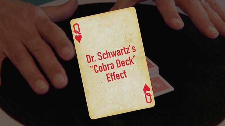 Dr. Schwartz's Cobra Deck