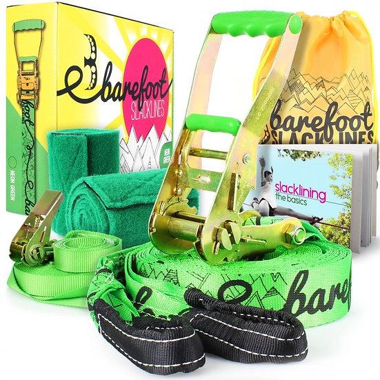 *15m Barefoot Slackline Beginner Package