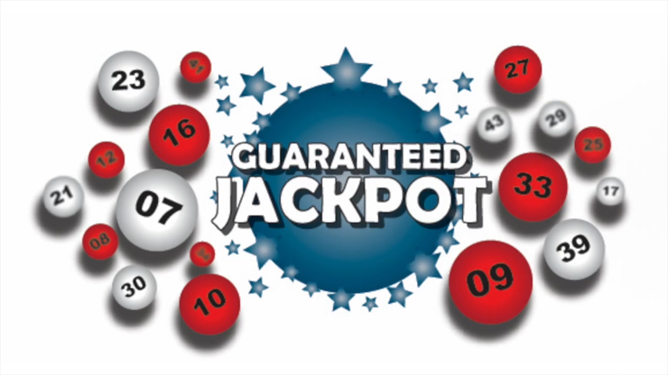 *Guaranteed Jackpot by Mark Elsdon