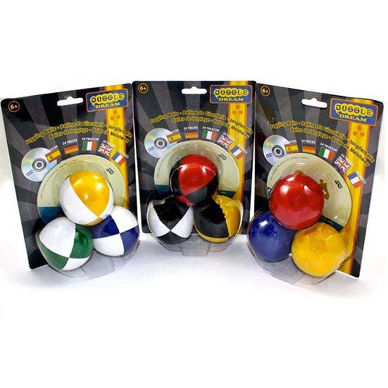 Juggle Dream Beginner Set + DVD