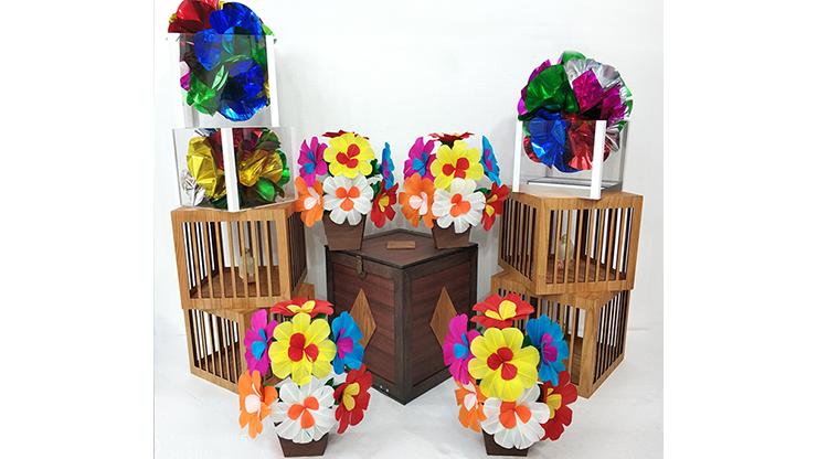 Cornucopia Cube 777 (Wooden) by Tora Magic