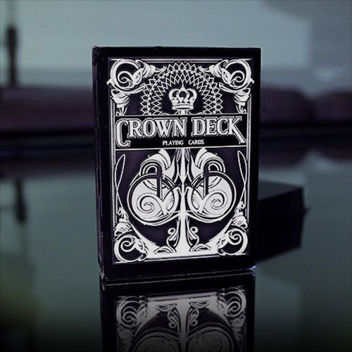 *Black Crown Playing Cards