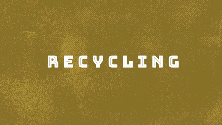 Recycling-Sandro Loporcaro (Amazo) video