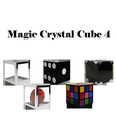 Magic Crystal Cube 4 by Tora Magic