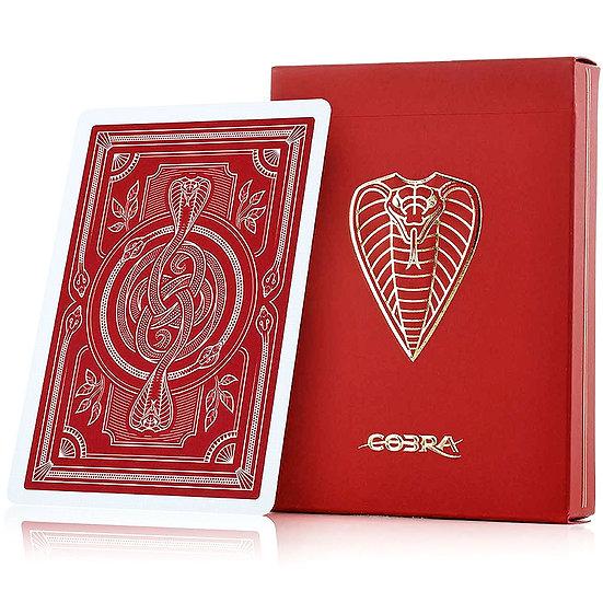 *Cobra Playing Cards
