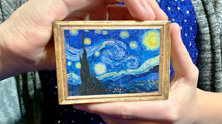 Vincent van Gogh The Starry Night Cards