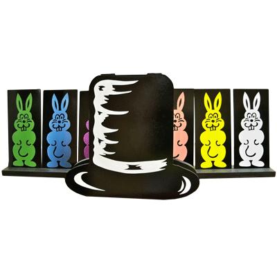 Rainbow Rabbit Production by Daytona Magic, Inc.
