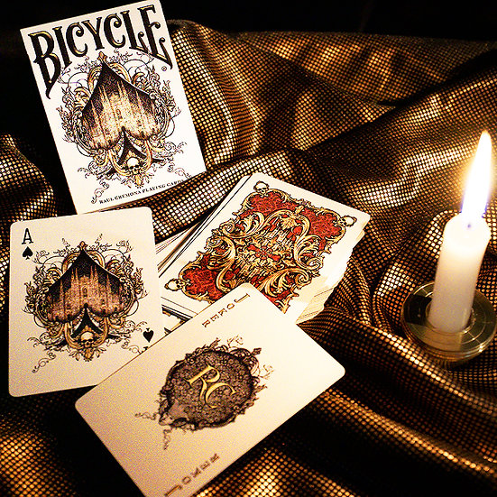 *Bicycle - Raul Cremona Playing cards