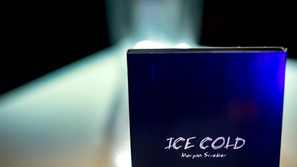 Ice Cold: Propless Mentalism (2 DVD Set) by Morgan Strebler & SansMinds