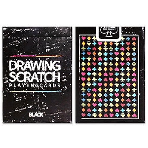 *Drawing Scratch Deck by JL