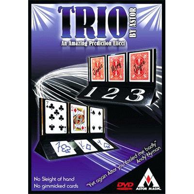 Trio by Astor