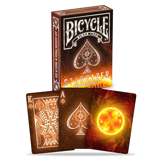 *Bicycle - Stargazer Sunspot