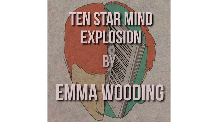 The Ten Star Mind Explosion-Emma Wooding eBook