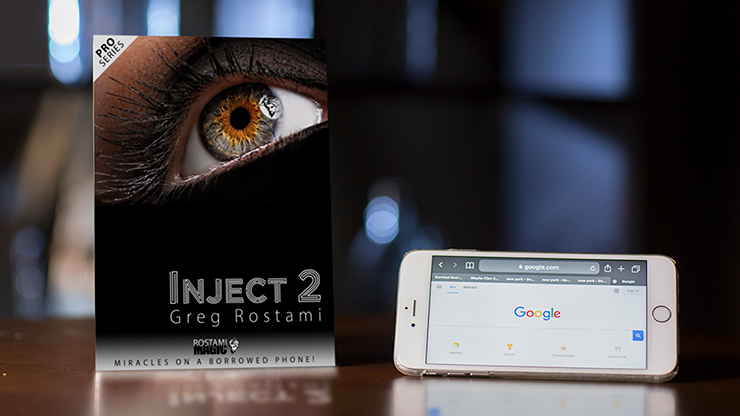 *Inject 2 System (In App Instructions) by Greg Rostami