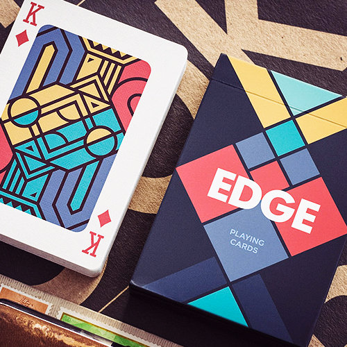 *Edge Playing Cards