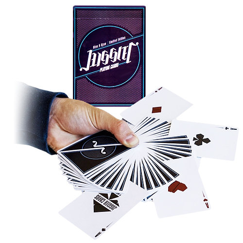 *Juggler Playing Cards