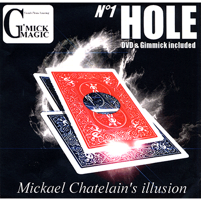 *Hole (BLUE)by Mickael Chatelain