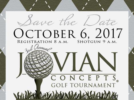 2017 Jovian Concepts Charity Golf Tournament