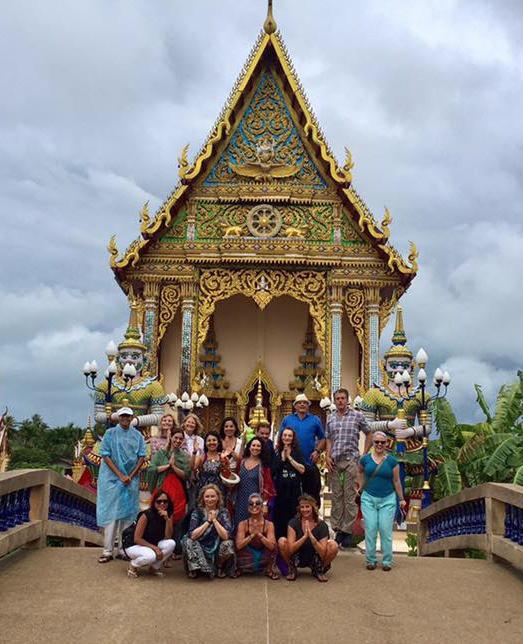 Joy is Not Optional Retreat, Koh Samui