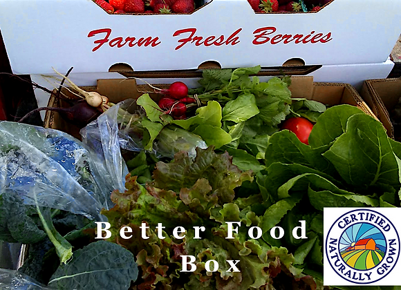 The Better Food Box week3