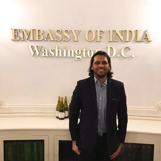 Mr. Parikh Goes to Washington