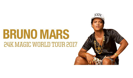 24K Magic Tour