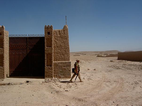 Nikko Norte Uruzgan Afghanistan Nederlandse missie leger Onvoorspelbaar verleden